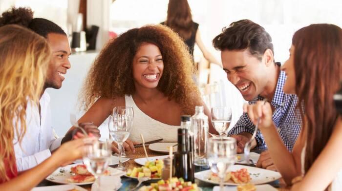 Dating bara lunch