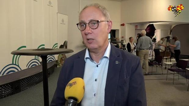 """Thomas Lindén: """"Man ska vara försiktig med att kritisera"""""""