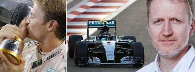 Nico Rosberg kysste formel 1 farväl i och med världsmästartiteln 2016.