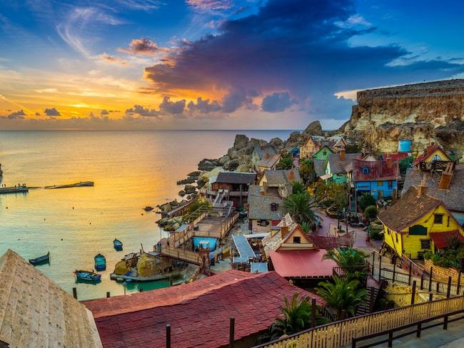 Malta som placerar sig som både det mest prisvärda resmålen och det bästa resmålet för familjesemester år 2018.