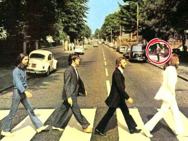 Sanningen bakom mystiska detaljen på Beatles omslag