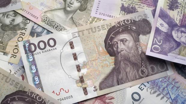 Riksbanken saknar fortfarande miljontals kronor