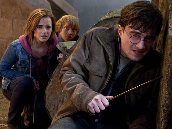 Bläddra vidare i bildspelet för att kika in i rummen där du kan bo som Harry Potter.