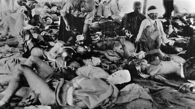 Hiroshimabomben skördade hundratusentals dödsoffer. Foto: YOTSUGI KAWAHARA / AP