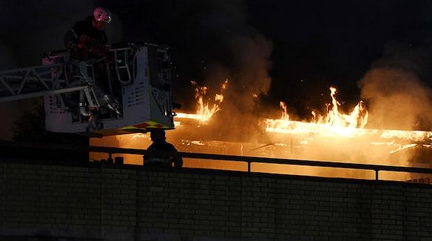 Bostadsbränder i Sverige