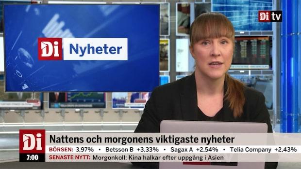 Di Morgonkoll 17 oktober - Uppgift: Nordea kopplas till penningtvätt