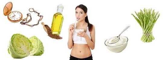 Testa gärna hälsofil med bifidus- och acidophilusbakterier.