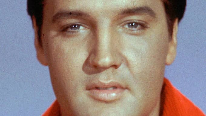 Elvis Presley. Foto: AP / AP SCANPIX