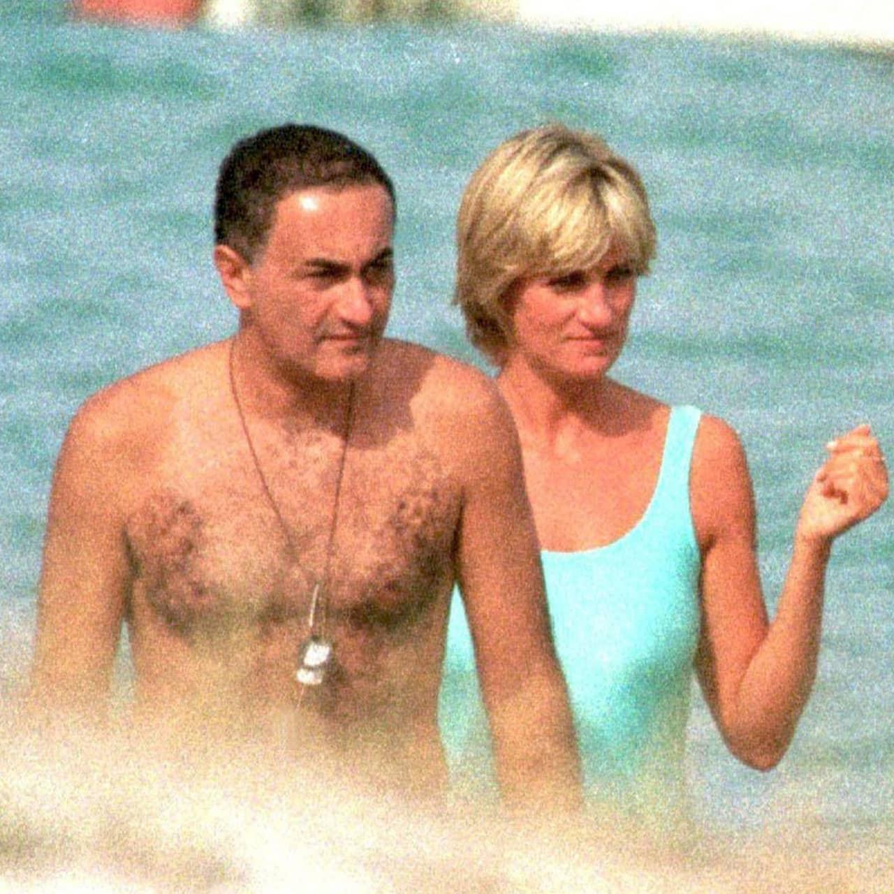 Avbokar bröllopet för semester med Diana