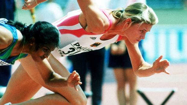Katrin Krabbe om dopingen - och makens självmord