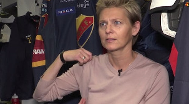 """Silfverstrand tillbaka efter cancern: """"Varit mer wow än fy fan"""""""