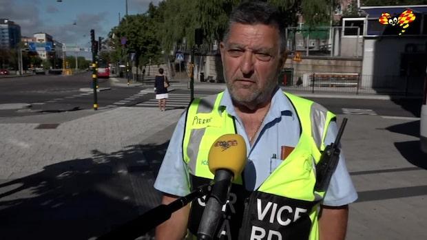 """Busschauffören: """"Folk tänker inte på trängseln"""""""