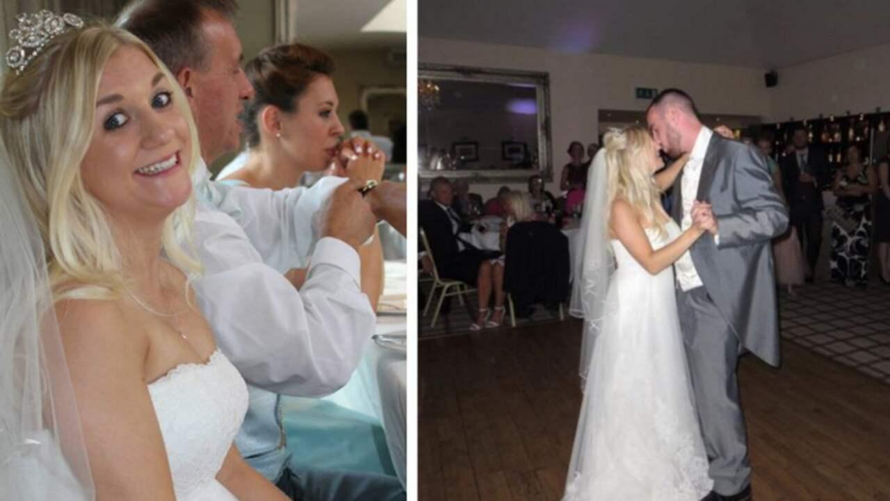 e990566d800c Hon säljer sin begagnade brudklänning – skriver om sin otrogne make i  annonsen | Livet | Expressen