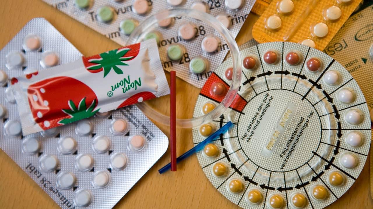 istället för p piller