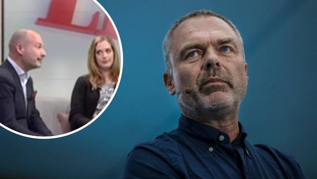 """Ledarsnack: """"Jan Björklund har en väldigt skör maktbas"""""""