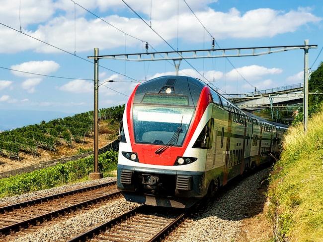 Det har blivit trendigare att tågluffa i Europa.