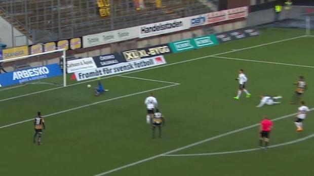 Highlights: Örebro-Häcken