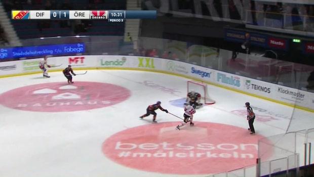 Höjdpunkter: Djurgården-Örebro