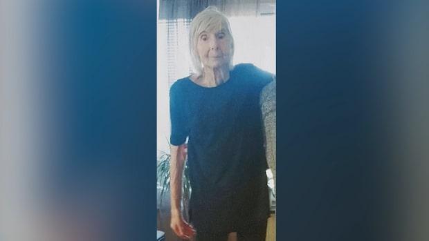 Karin, 83, vägde 42 kilo när hon dog
