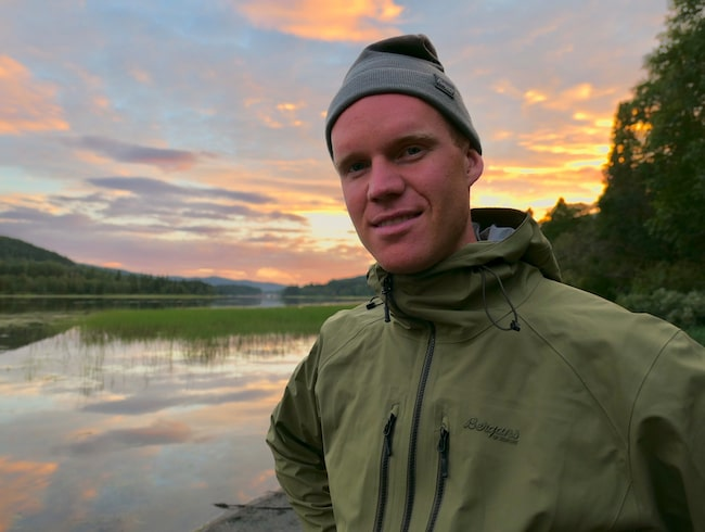 Marcus Aspsjö är äventyraren som utforskar världen.