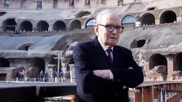 Filmkompositören Ennio Morricone är död