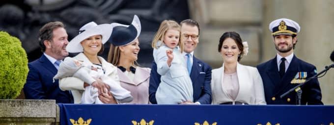 Niclas Malmberg, MP, anser inte att det är relevant att majoriteten av invånarna fortfarande anser att vi ska ha kvar kungahuset. Foto: Alex Ljungdahl