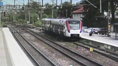Patrik Linfeldt, 23, klev av tåget och försvann spårlöst