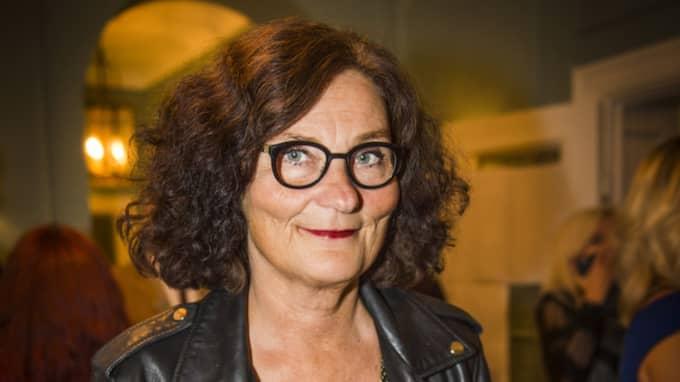 "Ebba Witt-Brattströms bok ""Århundradets kärlekskrig"" blir opera. Foto: Nora Lorek / NORA LOREK"