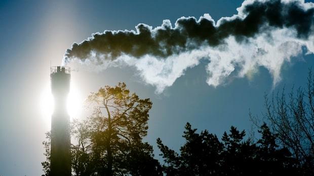 23 oktober: Så hög är koldioxidhalten i atmosfären