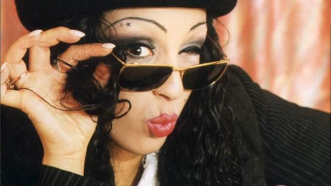 """Leila K blev en världskändis med låten """"Electric"""". Foto: CHRISTINA ANDERSSON / EXP"""