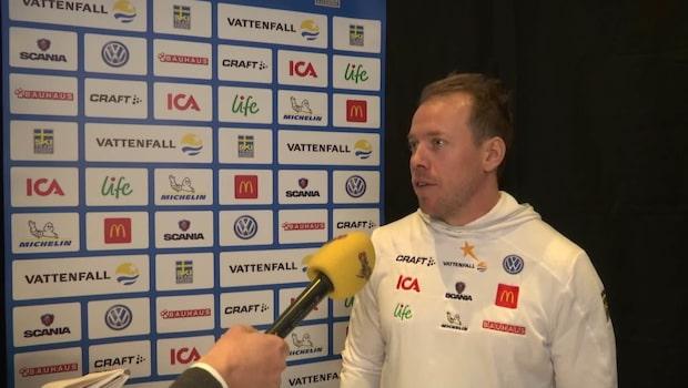 """Emil Jönsson: """"När man tävlat mot ryska idrottare tar man sig en funderare"""""""