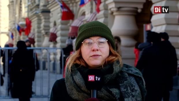En månad till det ryska valet