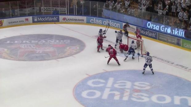 Höjdpunkter: Leksand-Västervik