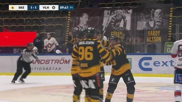 """Skellefteå ledande i att fostra unga hockeytalanger: """"Växer tillsammans"""""""