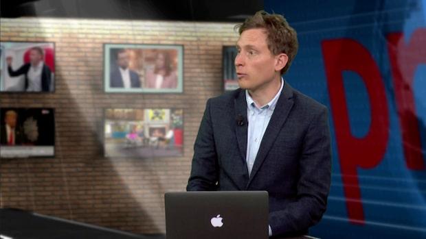 """Patrik Kronqvist: """"SD kan vinna röster på attackerna på Peter Lundgren"""""""