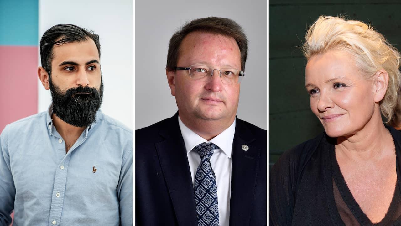 Ett ordkrig rasar mellan två moderater – och Eva Dahlgren