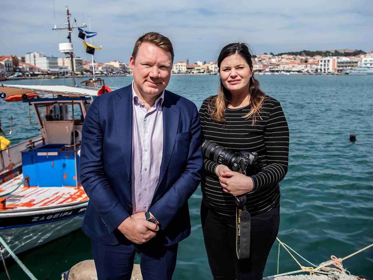 Niklas Svensson & Anna-Karin Nilsson