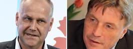 V-ledaren pressar Löfven: Ge inte Bodström jobbet