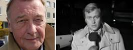 SVT-legendaren Bo Holmström är död
