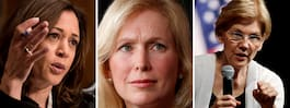 Fem kvinnor som kan utmana Trump 2020