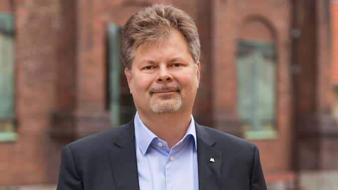 Axel Josefson (M), oppositionsråd i Göteborg. Foto: JESPER ORRBECK