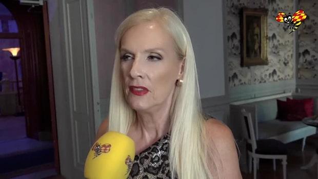 """Gunilla Persson om bråker med Åsa Vesterlund: """"Kan bli ett fysiskt krig"""""""
