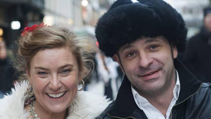 TONSÄKRA. Författarna Anita Santesson och Ralf Novák-Rosengren. Foto: Athina Strataki