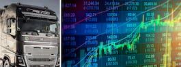 Skräcken för lågkonjunktur får  jättarna att skaka på börsen
