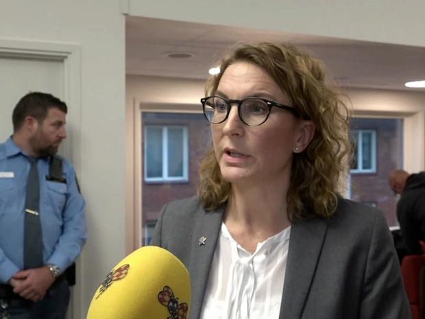"""Wilma Anderssons pojkvän häktas: """"På sannolika skäl misstänkt"""""""