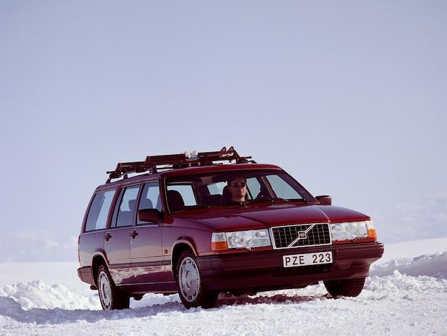 Svenska bilar saljer