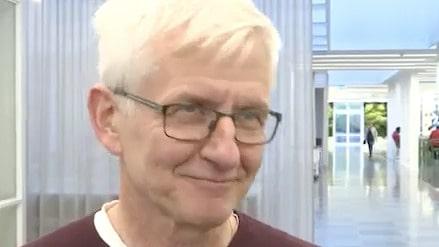 Stefan Lisinski om att jobba med Kaj Linna