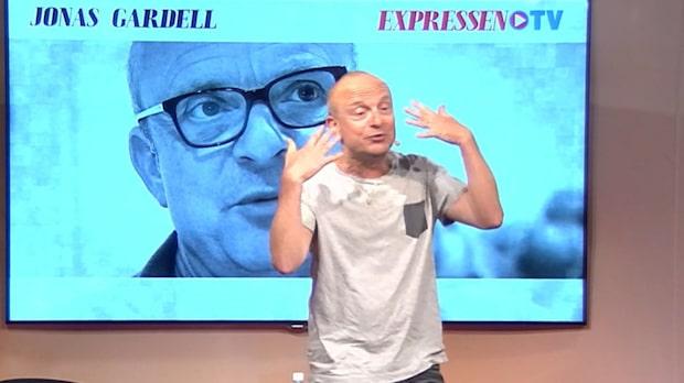 Jonas Gardell om livet - och 30 år av författarskap