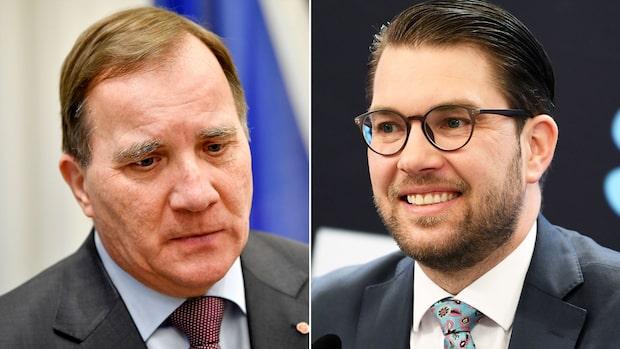 Svidande siffror för Löfven: Underkänd –krossas av Åkesson