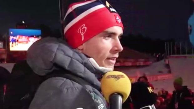 Tomas Northug avslutar skidkarriären
